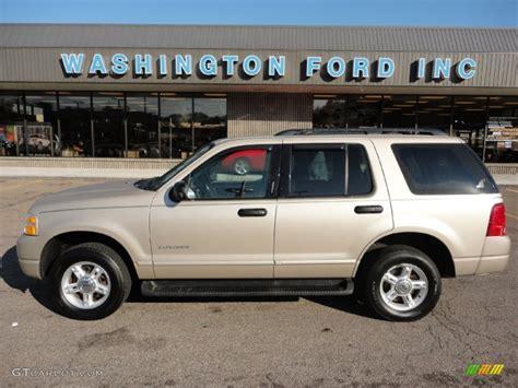 2004 Pueblo Gold Metallic Ford Explorer Xlt 4x4 #53064253