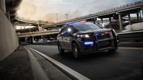 ford police interceptor utility  wallpaper hd car