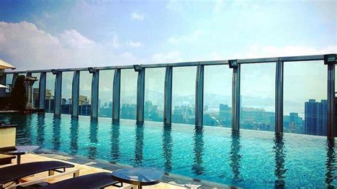 rooftop pools  hotels  hong kong  update