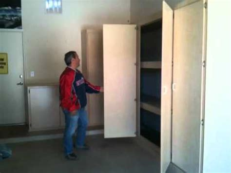 Build A Workshop Closet by Manny Rodriguez The Garage Cabinet And Closet Builder