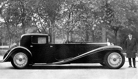 Bugatti Type 41 Histografy
