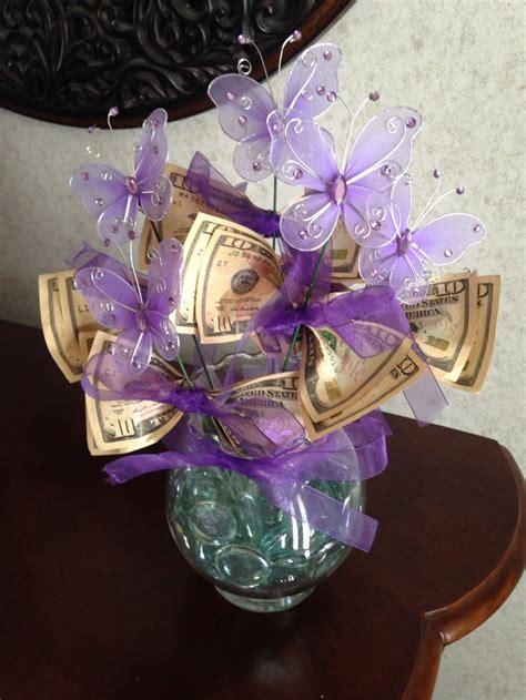 monetary gift  bridal shower    dollar tree