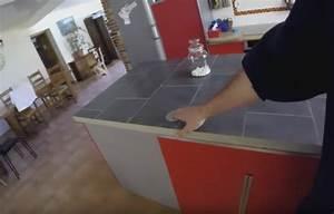 Caisson De Cuisine Ikea : ilot de cuisine ikea diy avec 2 caissons en vid o ~ Dailycaller-alerts.com Idées de Décoration