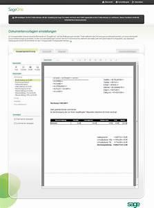 Amazon Rechnung Finden : dokumentenvorlagen und einstellungen sage one ~ Themetempest.com Abrechnung