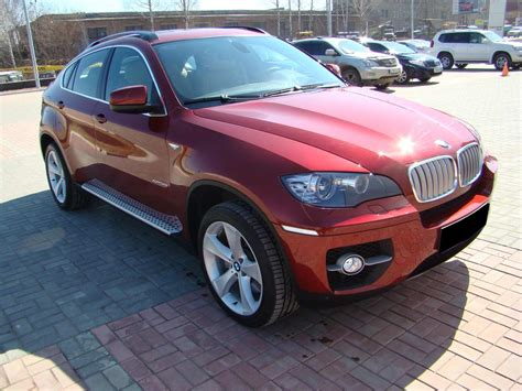 Used 2008 Bmw X6 Photos, 4400cc, Gasoline, Automatic For Sale