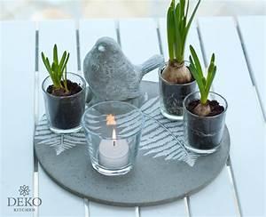 Deko Kitchen Shop : diy coole etagere aus beton gie en deko kitchen ~ Orissabook.com Haus und Dekorationen