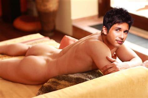 Shahid Kapoor Nude