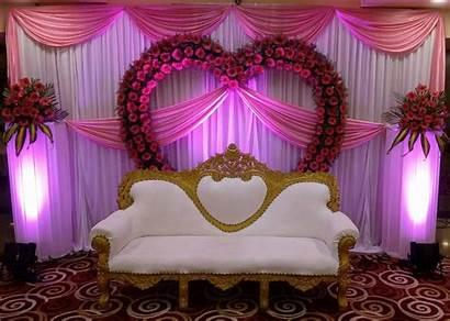 Decoration Stage Flower Decorations Elegant Decor Backdrop