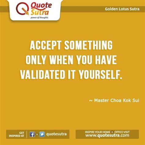 Grandmaster Choa Kok Sui Quotes