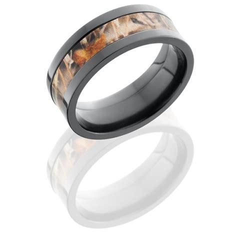 camo wedding rings for her diamond