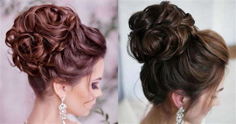 Hairstyle 2019 : Updo Wedding Hairstyles 2019