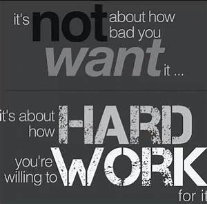 Hard work pays off | Inspiration Board: Sports, Quotes ...