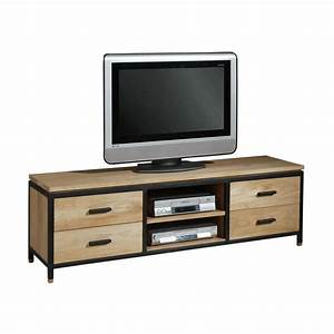 Meuble Tv Original : meubles tv originaux cgrio ~ Teatrodelosmanantiales.com Idées de Décoration