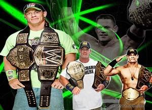 wwe John Cena: Wwe world champ by celtakerthebest on ...