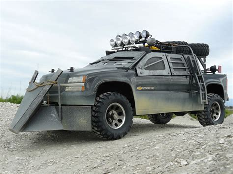 survival truck cer 25 amazing zombie apocalypse rides to slay walkers