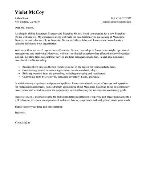 cuisine standard request for franchise letter format letter format 2017