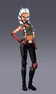 Ahsoka Tano - Star Wars Rebels - ah-oh image - -IV - IX ...