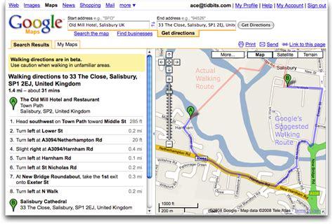yahoo mapquest driving directions html autos weblog