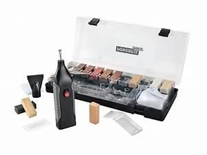 Kit Réparation Carrelage : set de r paration pour parquet plastique ou carrelage ~ Premium-room.com Idées de Décoration