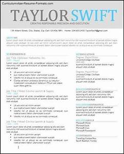 exciting resume templates free samples examples With exciting resume templates