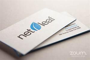 Debossed business cards debossing zoum for Zoum business cards
