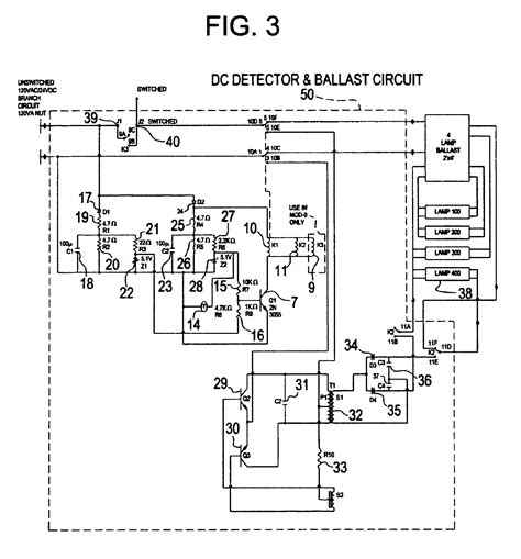 Gallery Power Sentry Emergency Ballast Wiring Diagram