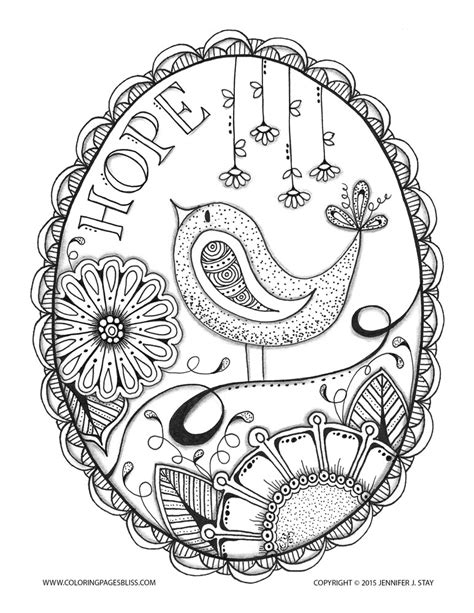 anti stress jennifer  anti stress adult coloring pages