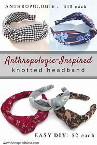 Stirnband Selber Machen : pin von decor selbermachen auf diy handwerk knoten stirnband stirnband selbstgemacht und ~ Watch28wear.com Haus und Dekorationen