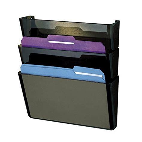 wall mounted desk organizer new rubbermaid stak a file wall mounted holder organizer