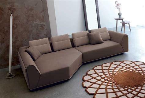 Divano Design Moderno In Tessuto O Ecopelle 100