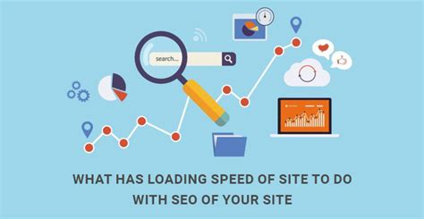 Seo Your Site by What Has Loading Speed Of Site To Do With Seo Of Your Site