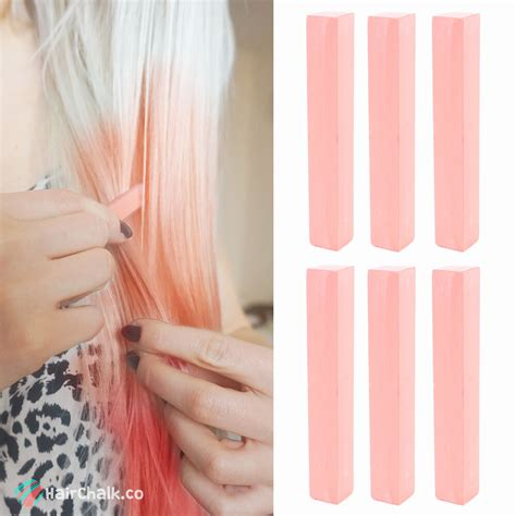 What Of Hair Dye Is Best by Best Chagne Pink Hair Dye Light Salmon 6 Salmon