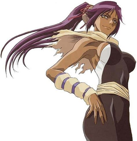 Anime Bleach Yoruichi Top 10 As Mais Gostosas Dos Animes Ei Nerd