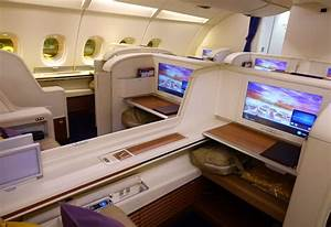 Thai Airways A380 First Class Review