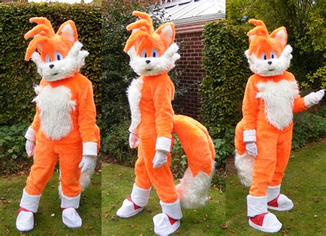 Tails Cosplay By Thunder-thunder On Deviantart
