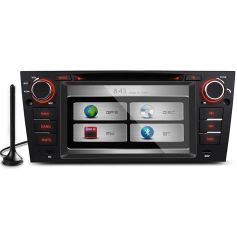 bmw e90 radio bmw 3 series e90 e91 e92 e93 dab digital radio stereo kudos satnav gps dvd bt hd ebay