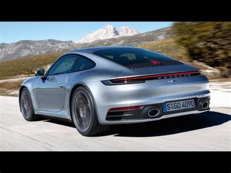 Used 2019 porsche 911 turbo with awd/4wd, stability control, mobile internet, auto climate control, power driver seat. 2019 Porsche 911 992 first look & exhaust sound (Carrera 4S) - YouTube