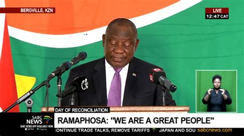 South africa has scaled back lockdown restrictions amid declining infections and as the government's vaccine drive gains momentum, president cyril ramaphosa said in an address to the nation on sunday evening. WATCH VIDEO | Cyril Ramaphosa'sReconciliation Day speech ...