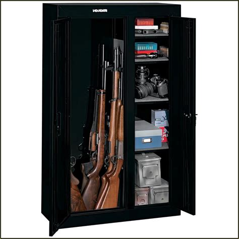 Stack On 14 Gun Steel Security Cabinet by Steel Gun Cabinet Walmart Roselawnlutheran