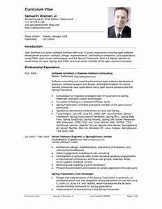 american resume samples sample resumes With how to prepare resume for job in usa