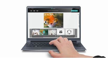 Presentation Software Professional Multimedia Laptop Slide Presentations