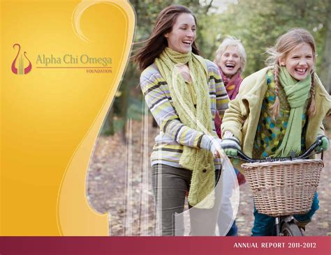 mission style home plans 2012 annual report by alpha chi omega fraternity inc issuu