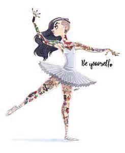 Ballet Dancer Drawing Tumblr
