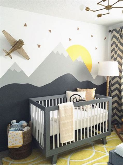 chambre de bébé design best chambre bebe style montagne photos design trends