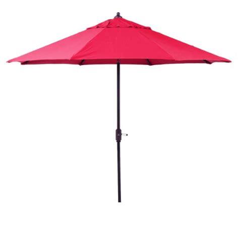 Sunbrella Patio Umbrellas by Umbrella Stand Patio Umbrella 9 Sunbrella Auto Tilt