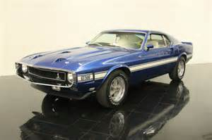 1969 Ford Mustang Shelby GT500 Cobra 428ci 1 Owner 62k original miles! Fastback! - Classic Ford ...