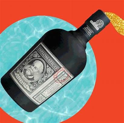 Rum Brands Malibu Mojito Tropical Cosmopolitan Drink