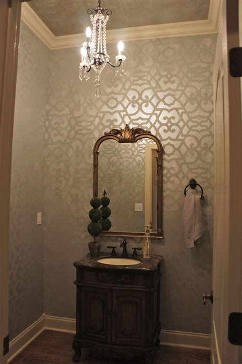 stencil painting  bella tucker decorative finishes