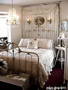 Best shabby chic bedroom design and decor ideas for