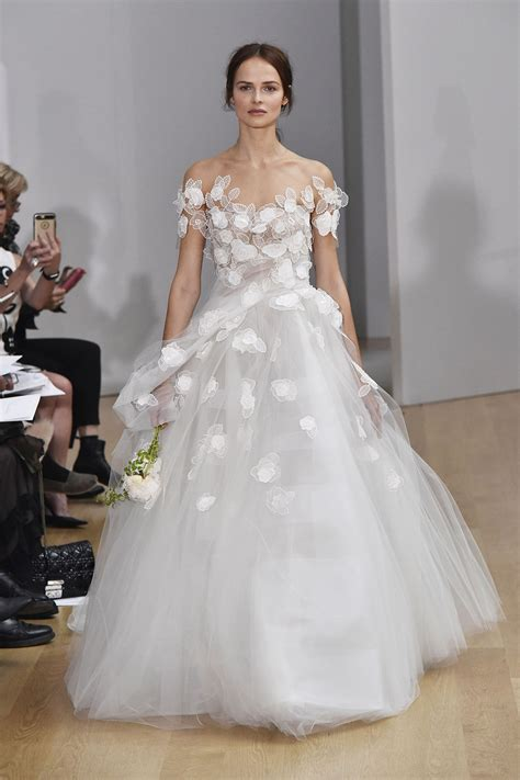 The Most Beautiful Wedding Dresses From Bridal Fashion Week
